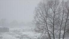 Burza śnieżna nad Tarnowem / Kontakt 24/Radosław