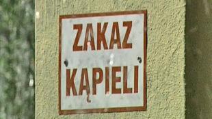 Bakterie E.coli w Bałtyku. Zakaz kąpieli m.in w Mielnie