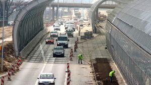 Trasa Toruńska w maju (będzie prawie gotowa)
