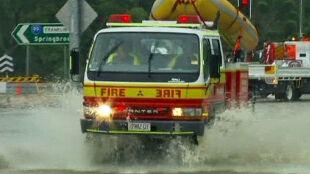 Australia: wschód walczy z wodą, zachód czeka na cyklon