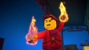 Zaproszenie Lego Ninjago