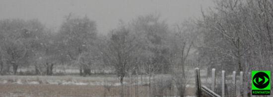 """""""Wczoraj wiosennie, dzisiaj zimowo"""". Pokazujecie, gdzie wrócił śnieg"""