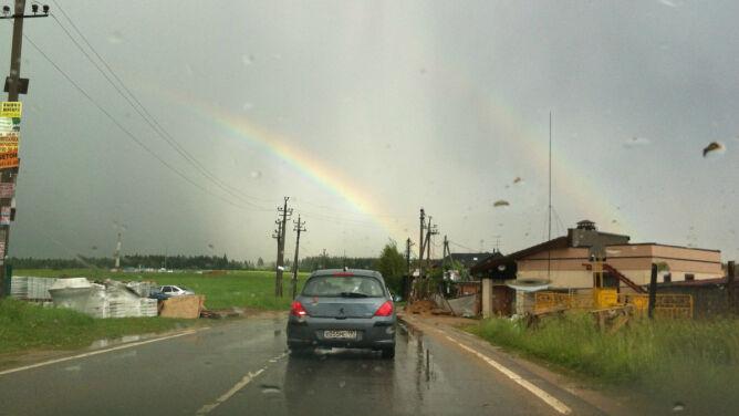 Uwaga na drogach. Deszcz, burze i grad