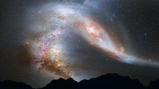 Kiedy zderzymy się z Galaktyką Andromedy? Nowe obliczenia