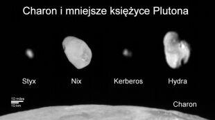 New Horizons o najbardziej tajemniczym księżycu Plutona. Dane są zaskakujące