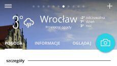 Nowa aplikacja mobilna TVN Meteo