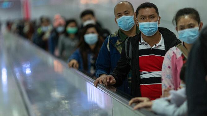 Zamknięte miasto, żywność droższa o 500 procent, przepełnione szpitale. Polka o sytuacji w Wuhan