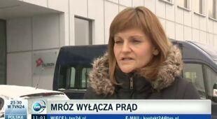 W Małopolsce trwa usuwanie awarii prądu (TVN24)
