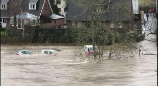 Powódź w Walii